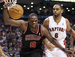 Luol Deng;  Alan Anderson