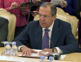 Sergey Lavrov, Surapong Tovichakchaikul