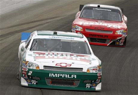 Elliott Sadler, Cole Whitt