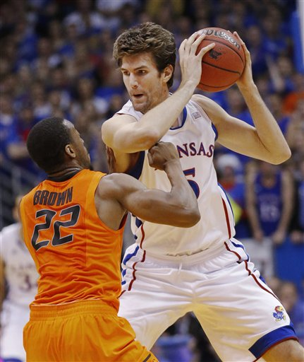 Jeff Withey, Markel Brown