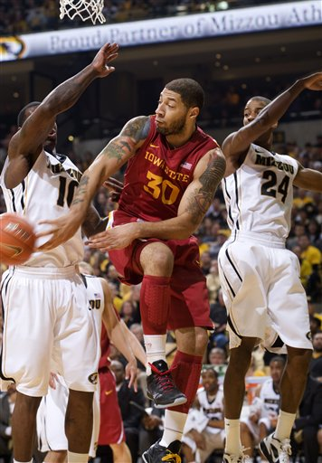 Kim English, Ricardo Ratliffe, Royce White