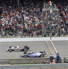 Indy 500 Memorable Moments Close Calls Auto Racing