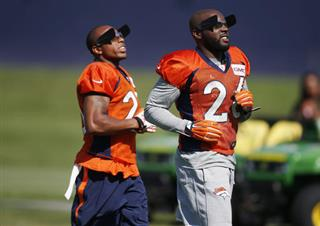 Chris Harris, Darian Stewart