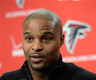Falcons Umenyiora Football