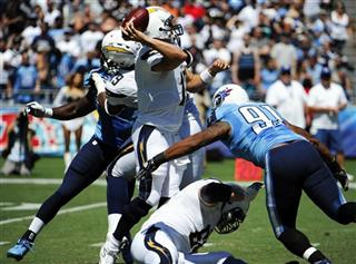 Philip Rivers,  Derrick Morgan