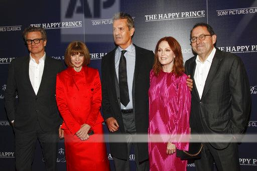 "NY Special Screening of ""The Happy Prince"""