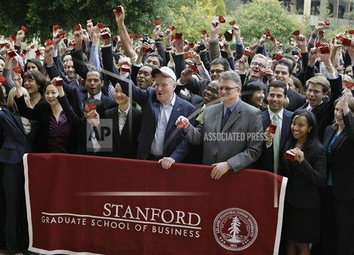 NYSE Closing Bell Stanford