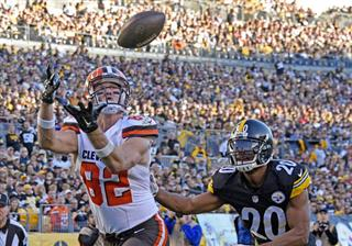 Browns Barnidge Surgery Football