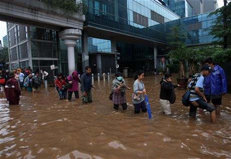Indonesia Floods