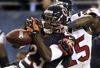 Devin Hester, Kareem Jackson
