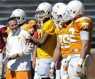 Butch Jones, Jason Croom
