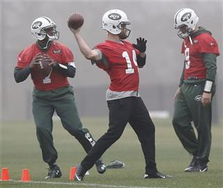 Geno Smith, Ryan Fitzpatrick, Bryce Petty