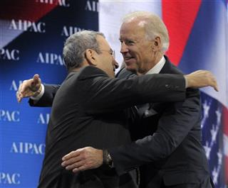Joe Biden, Ehud Barak