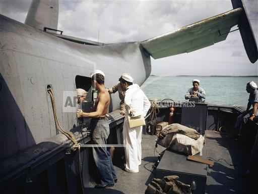 Watchf AP I   BHS APHS340400 WWII West Indies  Bahamas  U.S. Forces