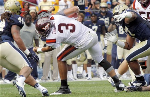 Logan Thomas , Aaron Donald