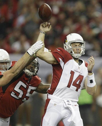 Cardinals Falcons Football