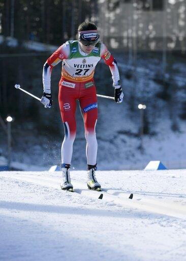 Finland World Cup Ski Games Cross Country