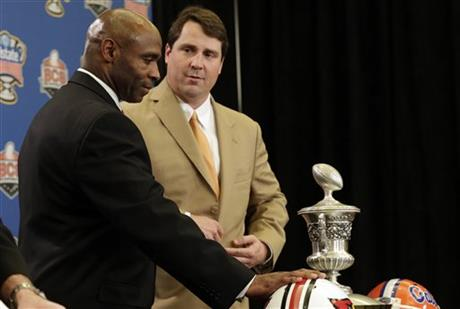 Charlie Strong, Will Muschamp