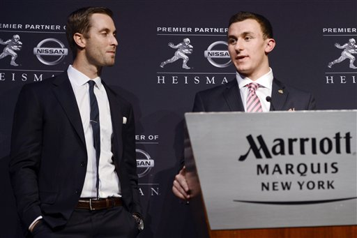 Johnny Manziel, Kliff Kingsbury