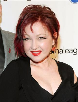 Harvey Fierstein, Cyndi Lauper