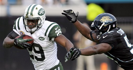 Bilal Powell, Julian Stanford