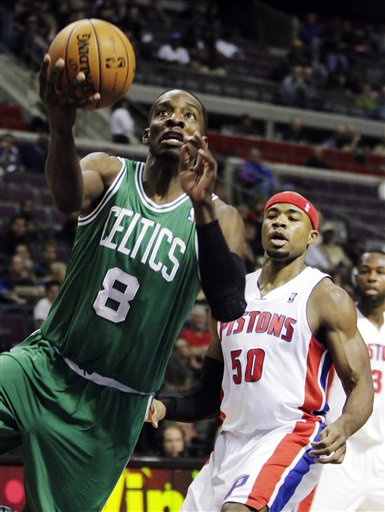 Jeff Green, Corey Maggette