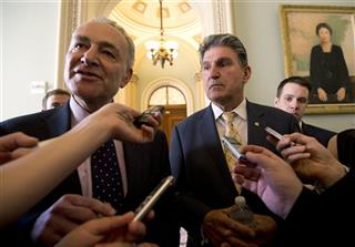 Chuck Schumer, Joe Manchin