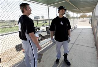 Addison Reed, Paul Konerko