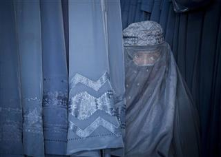 Afghanistan Burqa Woes