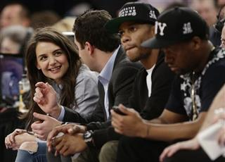 Katie Holmes, Victor Cruz