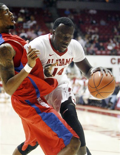 Dayton Alabama Basketball