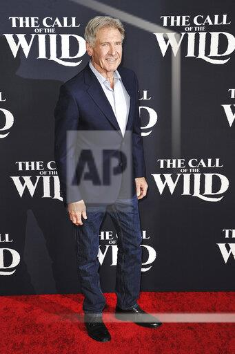 "World Premiere of ""The Call of the Wild"" - Arrivals"