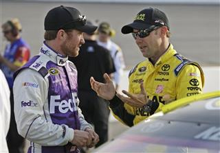 Matt Kenseth, Brian Vickers