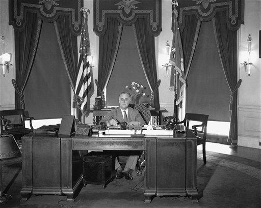 Fdr Oval Office