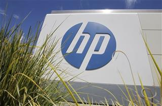 Earns Hewlett Packard