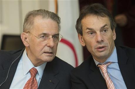Jacques Rogge, Christophe De Kepper