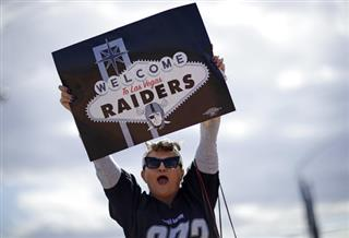 Raiders Move Vegas Stadium Football