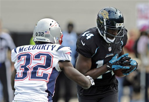 Justin Blackmon, Devin McCourty