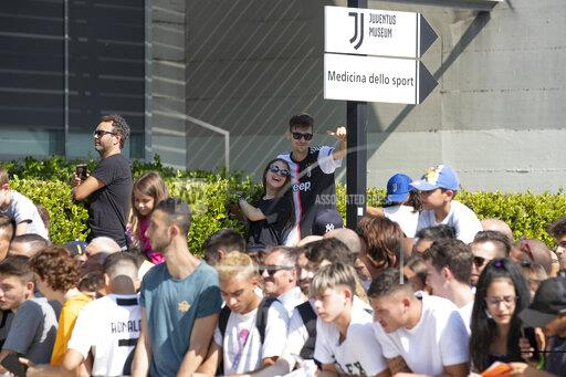 Juventus Pre Season Medical - J Medical Centre - Turin