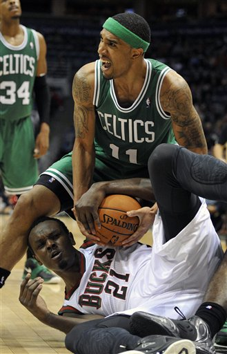 Courtney Lee, Samuel Dalembert