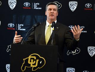 University of Colorado Football Signing Day