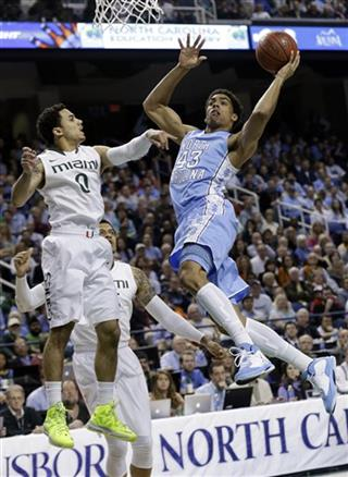 James Michael McAdoo, Shane Larkin