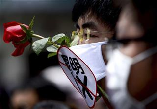 China Environmental Protests