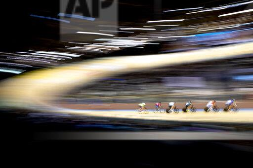 German Championships in Track Cycling 2019.