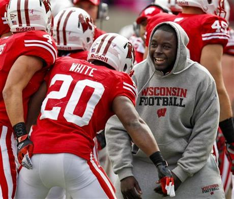 Montee Ball, James White