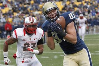 Rutgers Pittsburgh Football