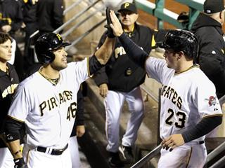 Travis Snider, Garrett Jones