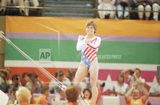 Watchf Associated Press Sports Olympics California United States APHS112702 1984 Olympics Los Angeles