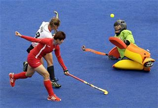 London Olympics Hockey Women