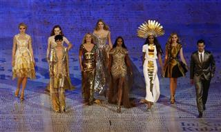 Fashion-Olympic Fashion Tribute